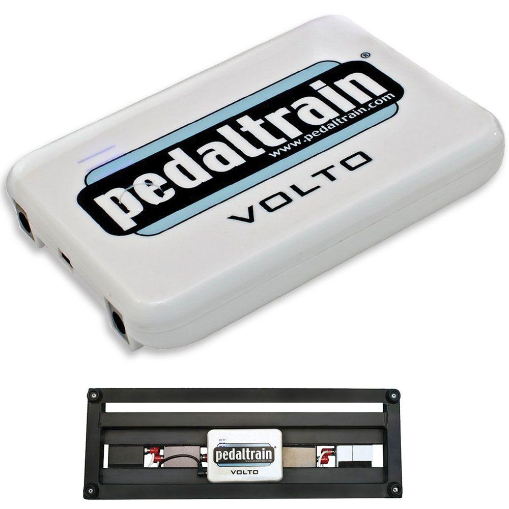 Bateria recarregável (fonte) Volto para Pedalboard - PT-VT1 - Pedaltrain