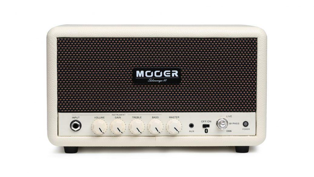 """Caixa Bluetooth e Amplificador 10"""" estéreo SILVEREYE BT01 ? Mooer"""