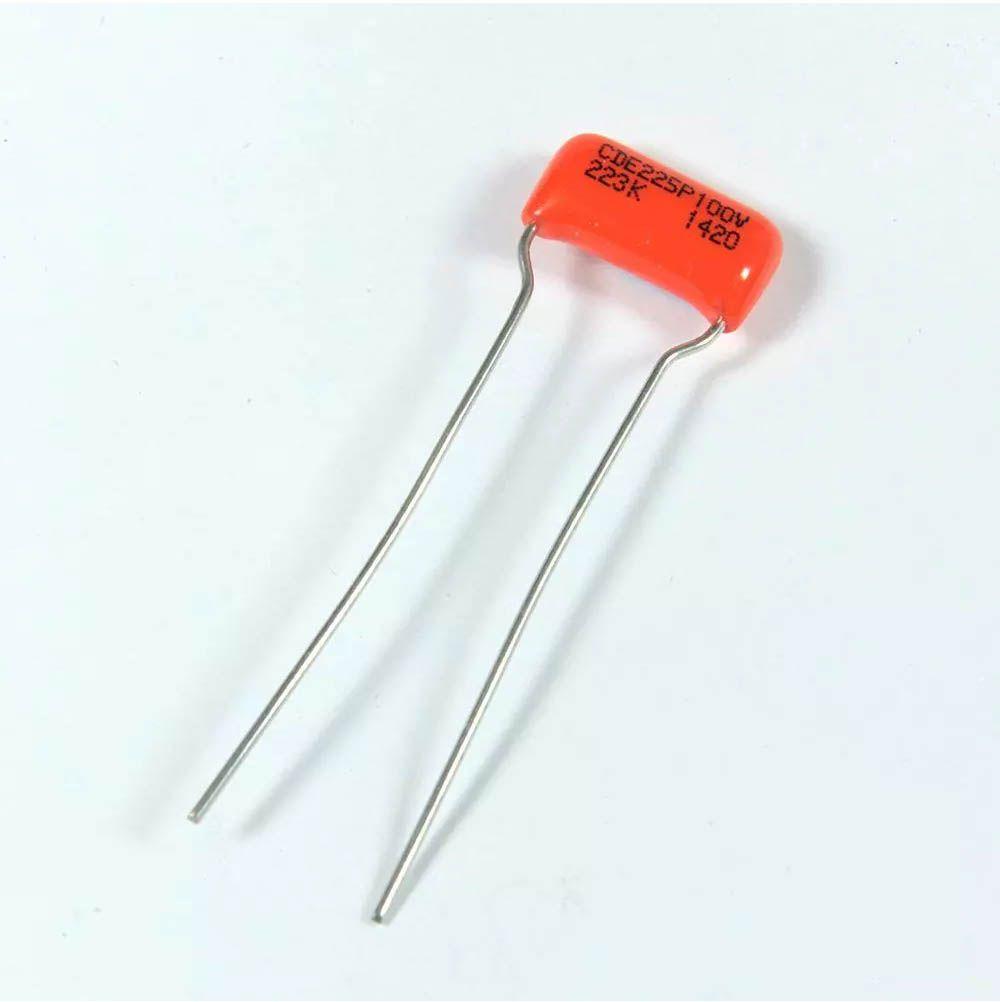 Capacitor Orange Drop .022 Tone Humbucker Bridge Stewmac