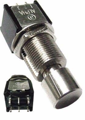 Chave Pequena Circuito Dpdt Mxr Ecb554 - Dunlop