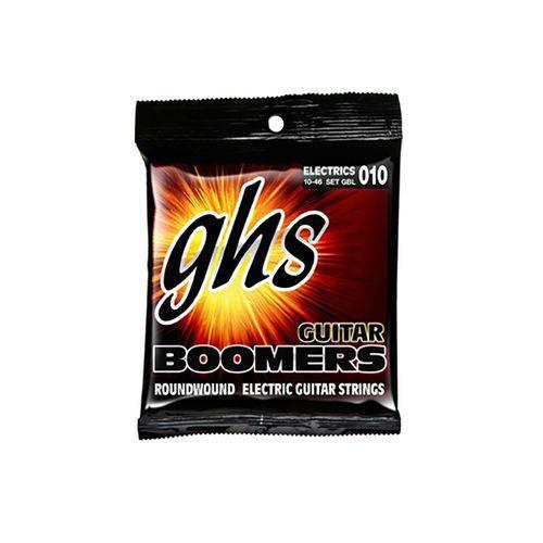 ENCORDOAMENTO GUITARRA GBL 0.10 - 0.46 - GHS
