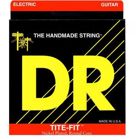 ENCORDOAMENTO P/ GUITARRA TITE-FIT PACOTE DUPLO LT2-9 - DR STRINGS