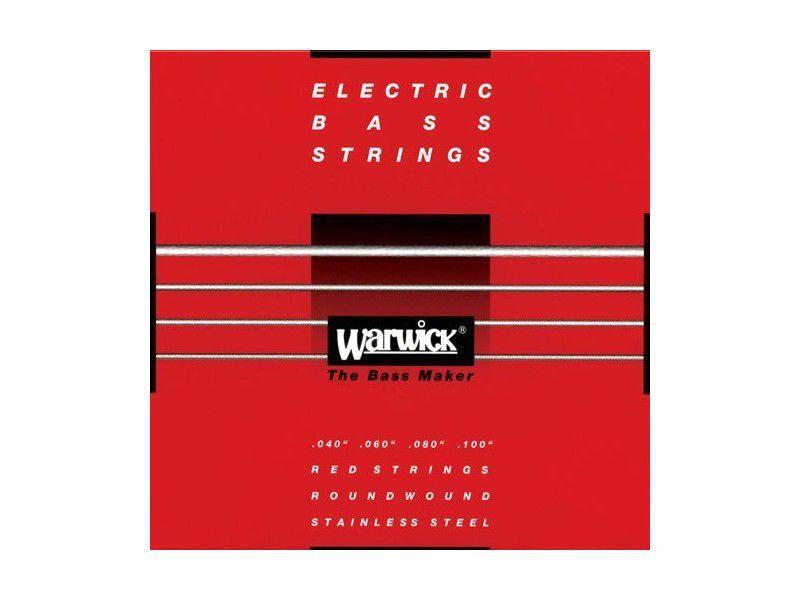 Encordoamento Para Baixo 4 Cordas 0,40 Warwick