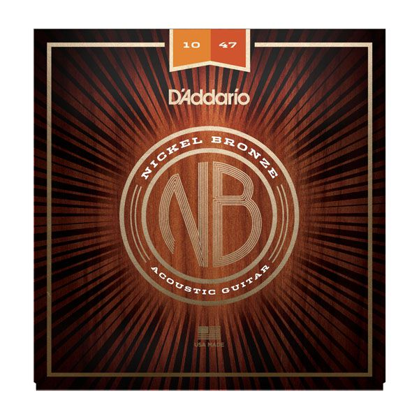 ENCORDOAMENTO VIOLAO ACO NB1047 - D