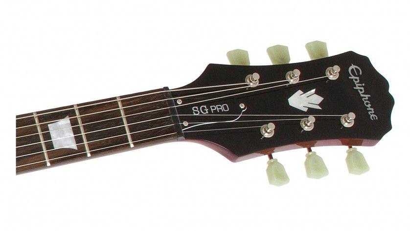 GUITARRA SG G400 PRO CHERRY - EPIPHONE