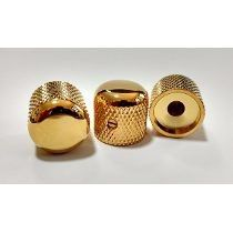 Knob De Metal Vk1-19 Gold Dourado - Pct Com 3un - Gotoh