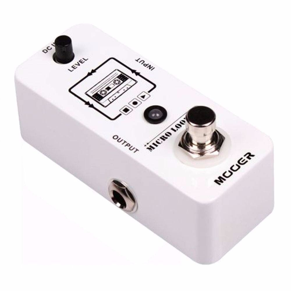 Micro Pedal Micro Looper MLP1 - MOOER