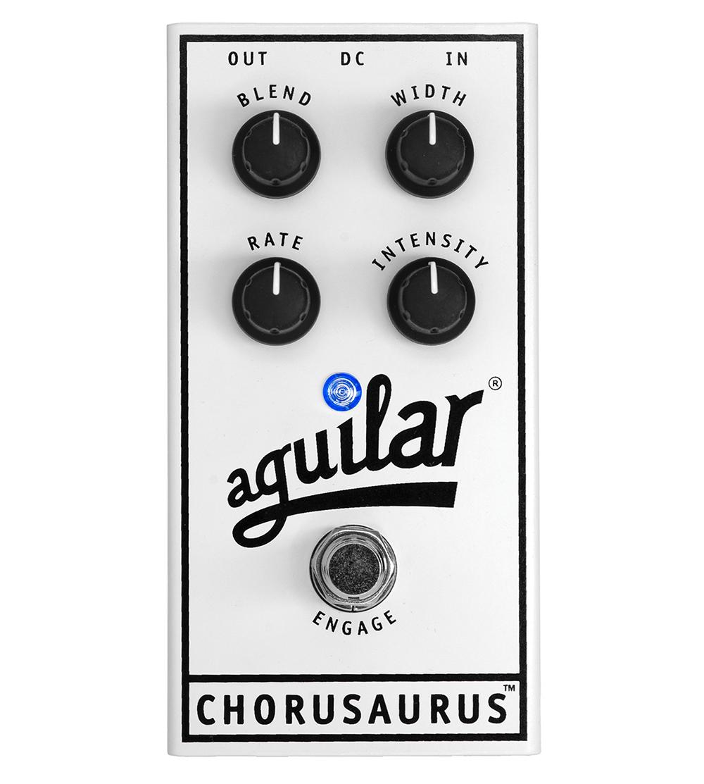 Chorusaurus Pedal Aguilar