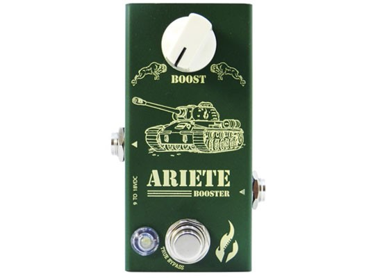 Pedal Booster Ariete - FIRE