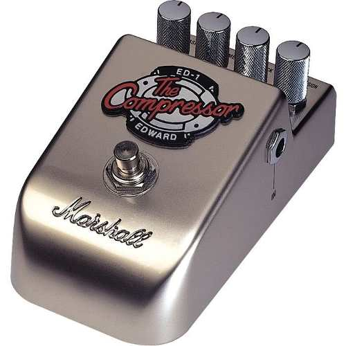 Pedal compressor para guitarra ED-1 The Compressor - PEDL-10023 - MARSHALL