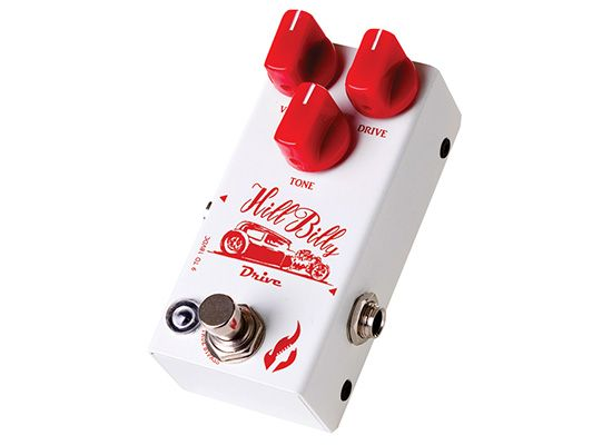 Pedal Drive Hill Billy - FIRE