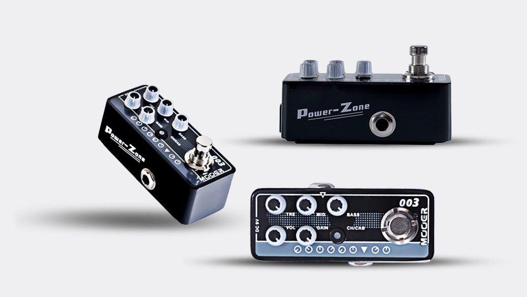 Pedal Pré-Amplificador 003 Power Zone - MOOER