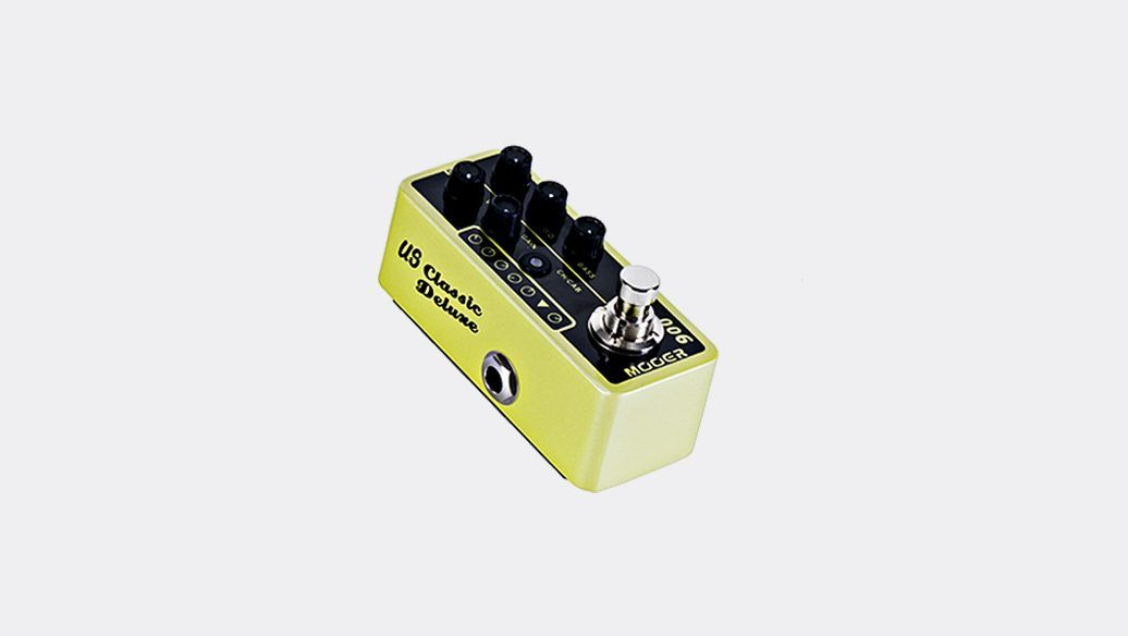 Pedal Pré-Amplificador 006 US Classic Deluxe - Mooer