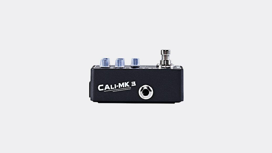 Pedal Pré-Amplificador 008 CAli MK3 - Mooer