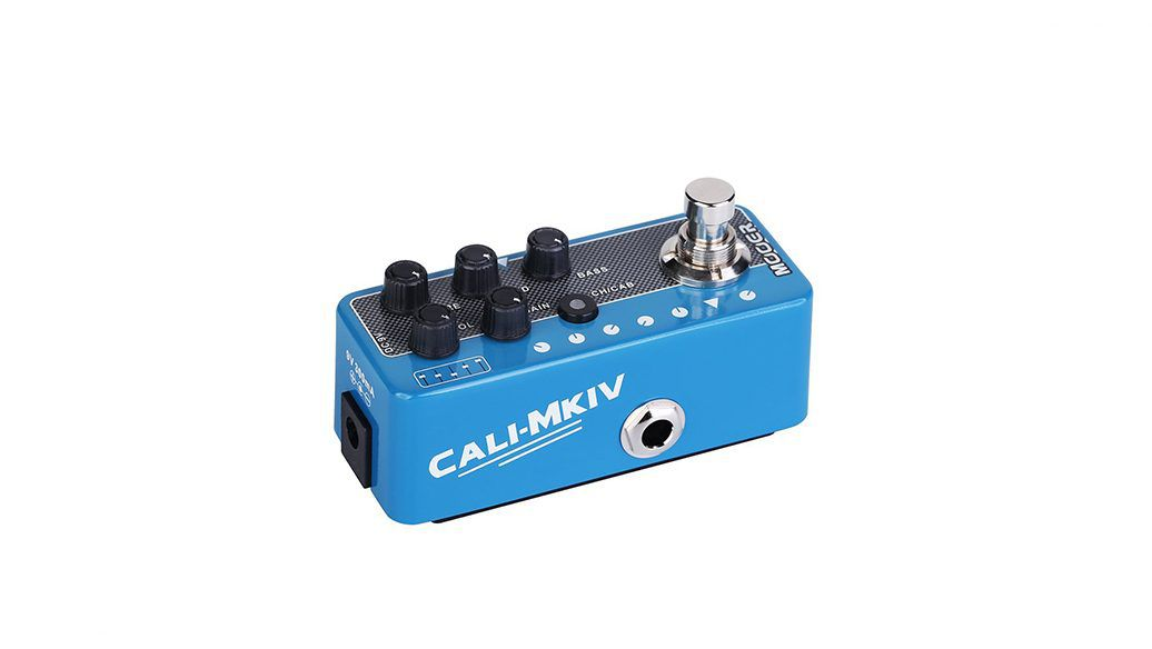 Pedal Pré-Amplificador M017 CALI-MKIV - MOOER
