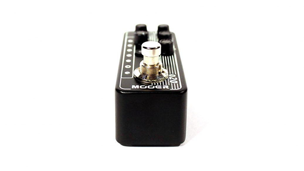 Pedal Pré-Amplificador M020 BLUENO - Mooer