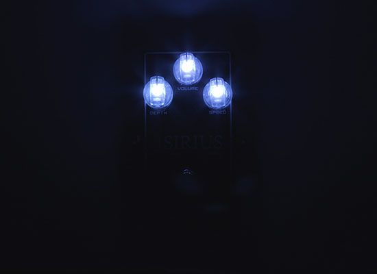 Pedal Sirius Chorus - FIRE