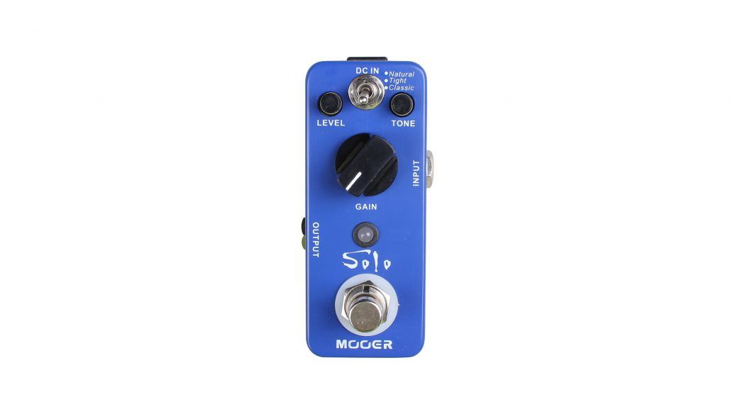 PEDAL SOLO DISTORTION MDS5 - MOOER