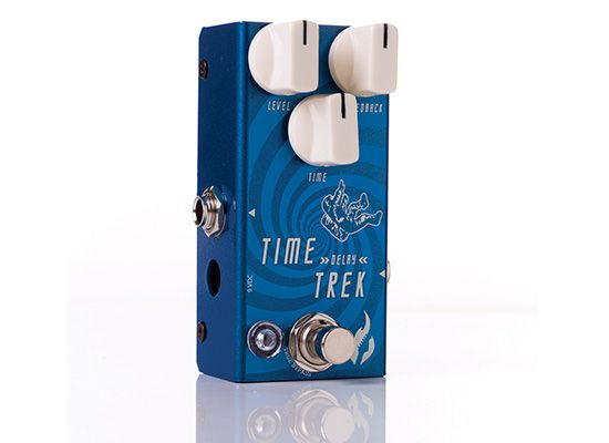 Pedal Time Trek Delay - FIRE