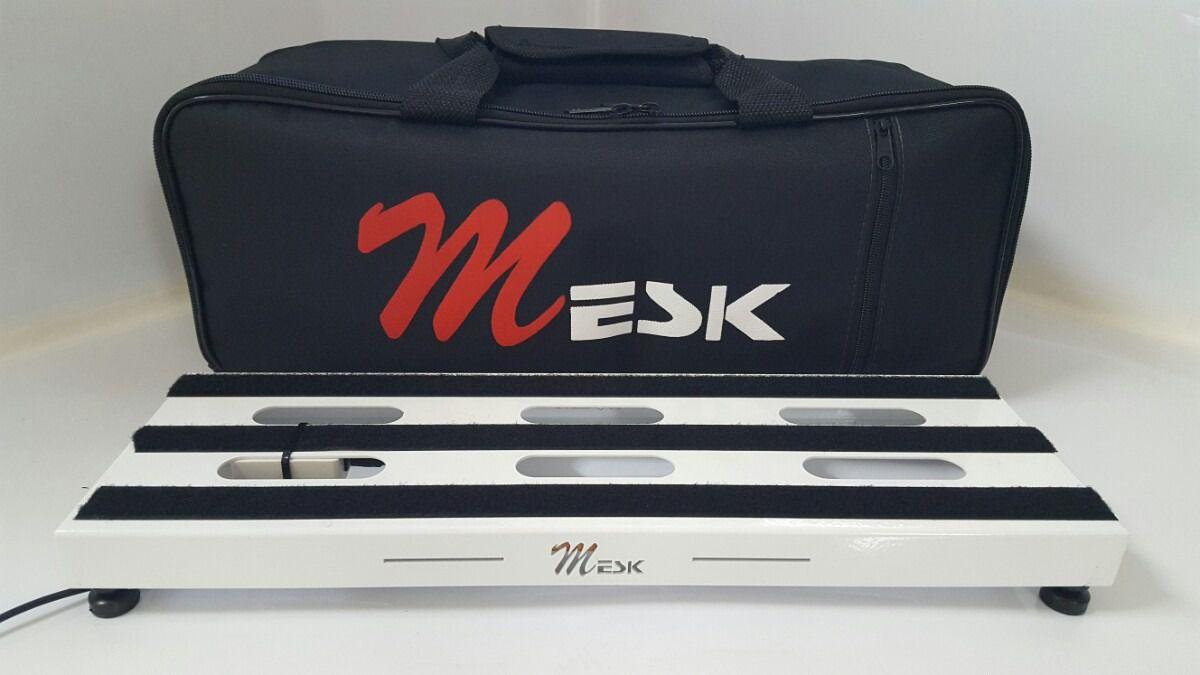 Pedalboard com bag 15x45 - MESK