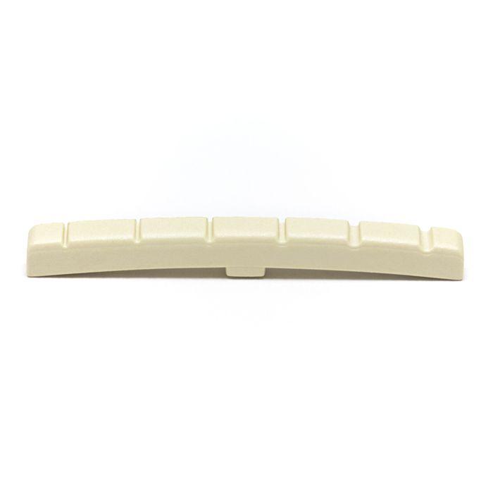 PQL-5000-AG - TUSQ XL - NUT AGED COM SLOTS PARA GUITARRA TIPO FENDER STRATO - GRAPHTECH