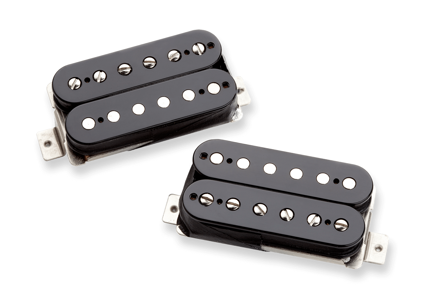 Set Captadores Humbucker Slash Alnc II ProHB Blk 11104-08-B APH-2s - SEYMOUR DUNCAN