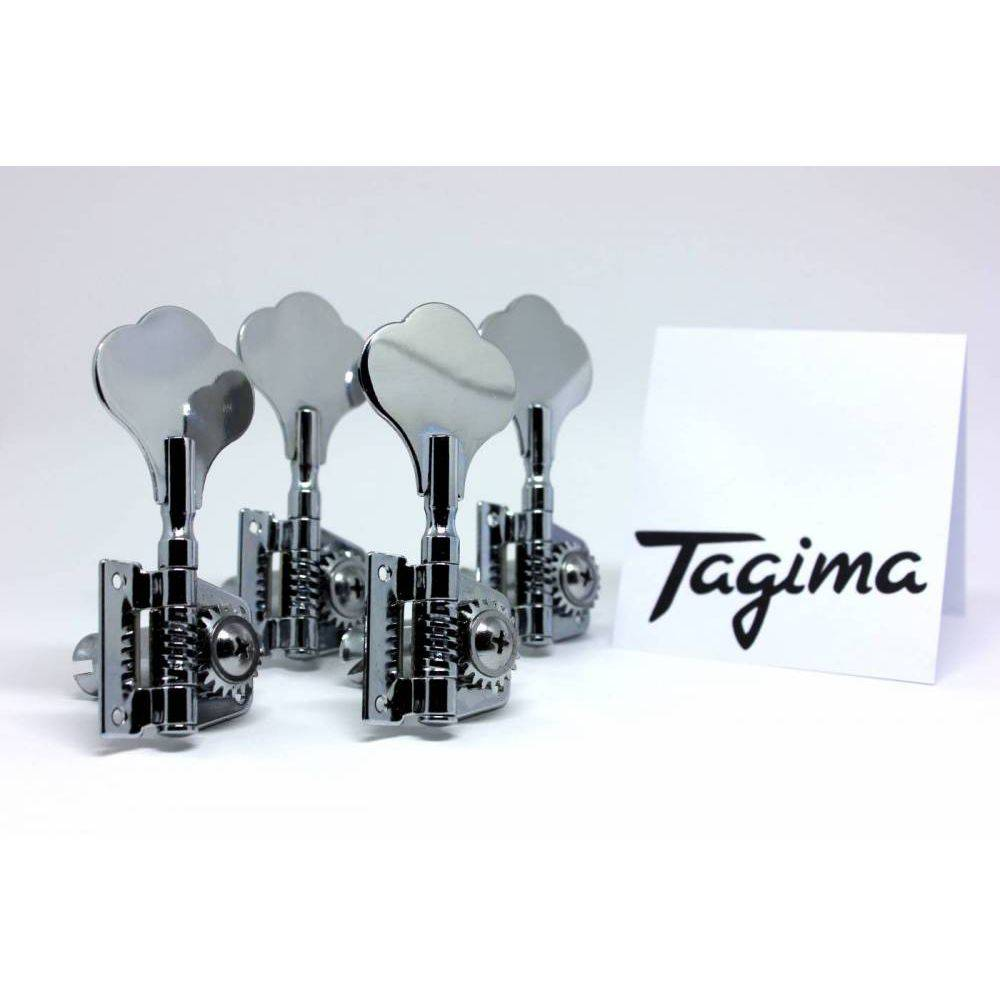 TARRAXA CONTRABAIXO 4C TMH 821 CROMADA - TAGIMA