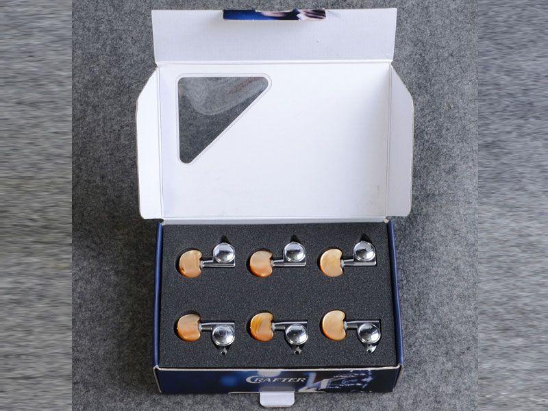 Tarraxa Deluxe para violão aço - MH-DAC300 - CRAFTER