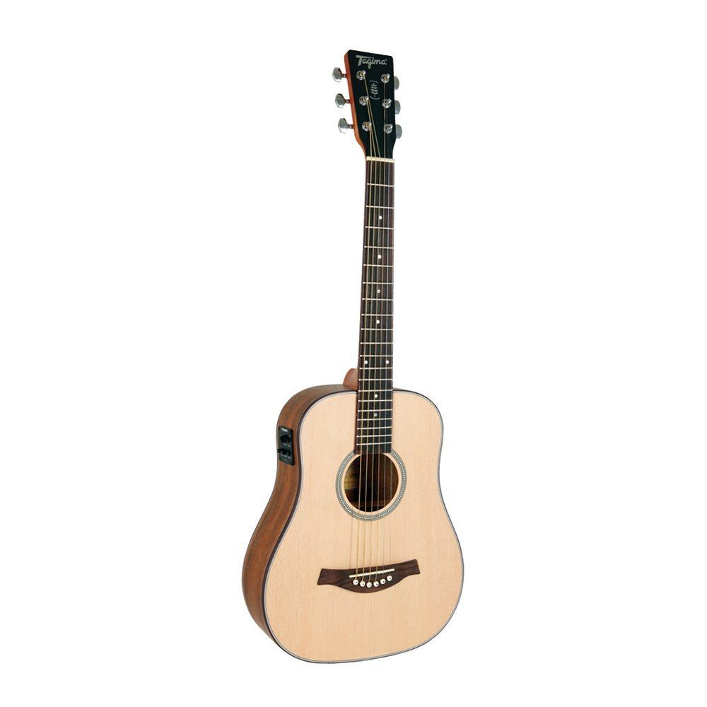 Violao eletro acustico WALNUT FIVE BABY Natural - TAGIMA