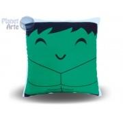 Kit com 10 Almofadas Cute Baby Personalizada Incrível Hulk