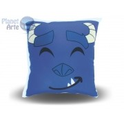 Kit com 10 Almofadas Cute Baby Personalizada Monstros SA Sullivan