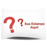 Almofada de Travesseiro Personalizado Crie sua Estampa.