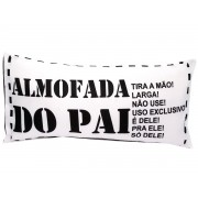 Almofada Palito Personalizada do Papai