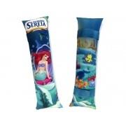 Almofada para Cinto de Segurança Personalizada - Ariel a Pequena Sereia II