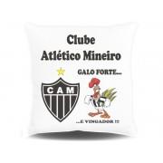 Almofada Quadrada Personalizada do Atlético Mineiro