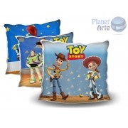 Kit de 10 Almofadas Coloridas Personalizadas  Toy Story