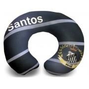 Almofadas de Pescoço Travesseiro para Viagem do Santos
