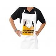 Avental Personalizado de Cozinha Churrasco Esse Cara Precisa de uma Cerveja