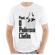 Camiseta Personalizada Pai O poderoso Chefão