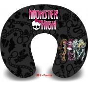 Kit com 10 Almofadas de Pescoço Lembrancinha Personalizada Monster Hight