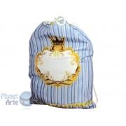 Kit de 10 Mochilinhas Personalizadas para Lembrancinhas Realeza