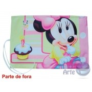 Kit de 10 Lousas Portáteis Personalizadas Lembrancinhas - Minnie Mouse