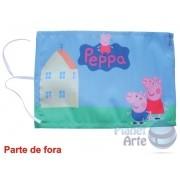 Kit de 10 Lousas Portáteis Personalizadas Lembrancinhas - Peppa Pig