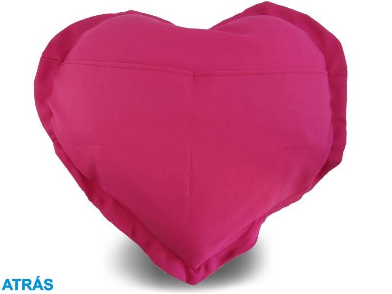 Almofada de Coração Personalizada com Foto e Mensagens - 002