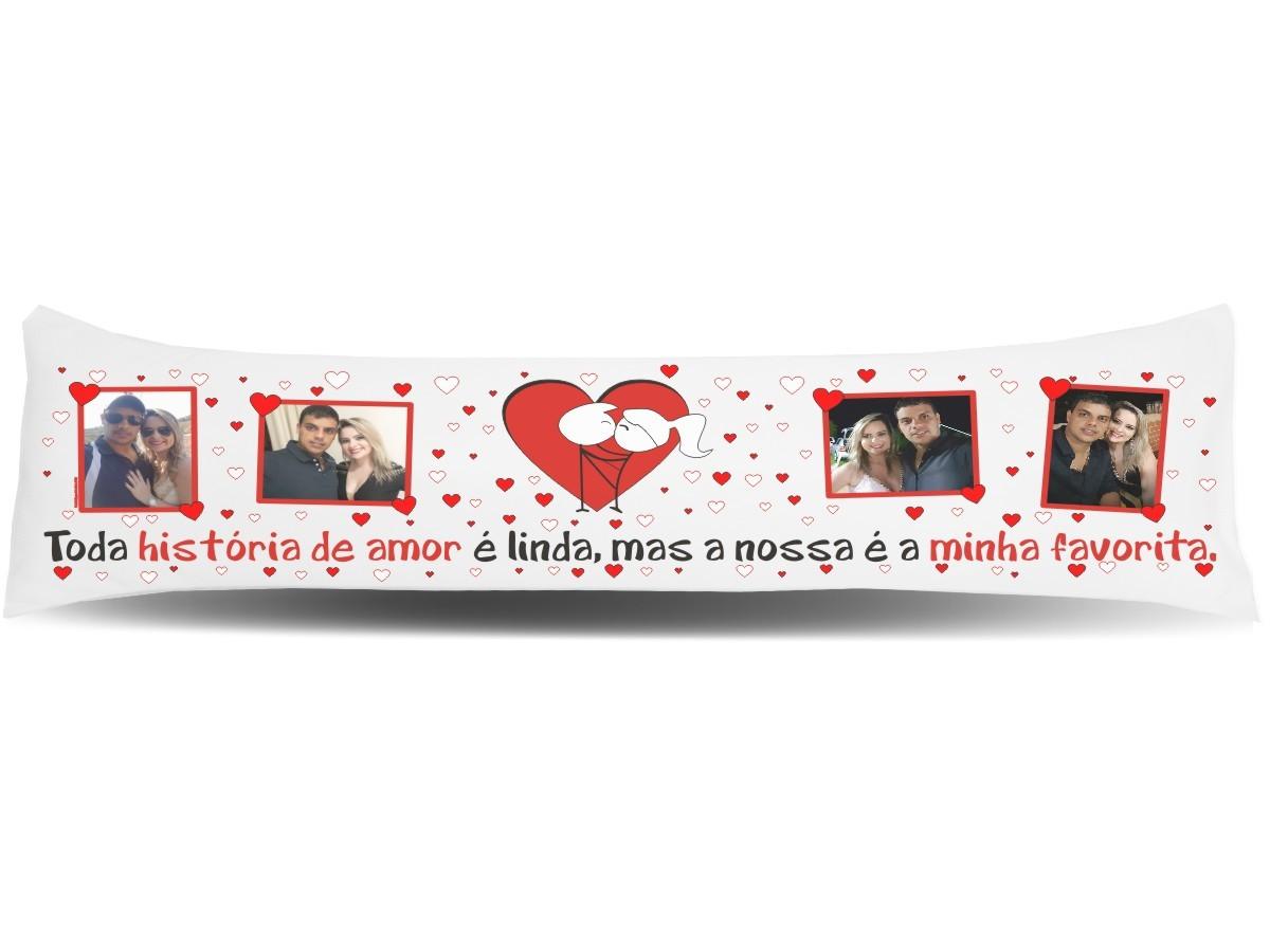 Almofada de Metro Personalizada com Fotos e Mensagens - 003