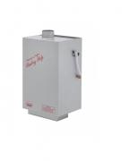 Sauna a Vapor a Gás Baby Pop para 10m³ GLP controle de temperatura analógico - Socalor