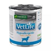 Alimento Úmido Farmina Vet Life Hypoallergenic - Lata Pate 300g