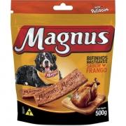 Bifinho Magnus Mastigáveis Sabor Frango 500 g