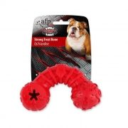 PORTA PETISCO - MIGHTY REX STRONG TREAT BONE RED AFP