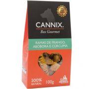 CANNIX GOURMET BOX MINI RAMAS DE ABÓBORA E CURCUMA 100g PETS DU MONDE
